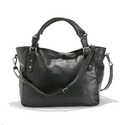 The Artist Leather Handbag The Artist Leather Handbag IKKS