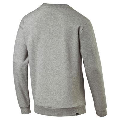 Cotton Mix Crew Neck Sweatshirt Cotton Mix Crew Neck Sweatshirt PUMA