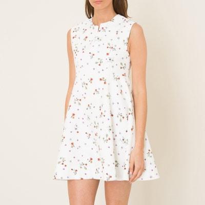Bedrucktes Kleid Bedrucktes Kleid CARVEN
