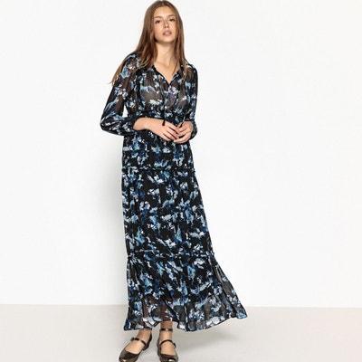 robe longue fleuri CHLOE SUNCOO