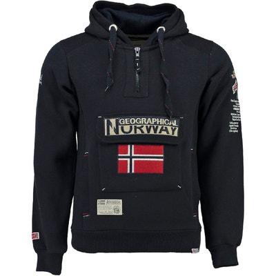 Sweat à capuche Sweat à capuche GEOGRAPHICAL NORWAY
