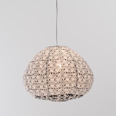 Светильник не электрифицированный из хлопка, Zalie Светильник не электрифицированный из хлопка, Zalie La Redoute Interieurs
