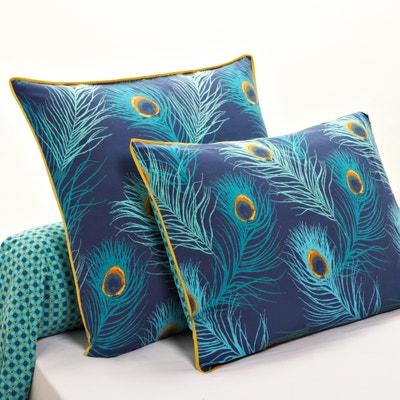 Shakhra Cotton Housewife Single Pillowcase La Redoute Interieurs