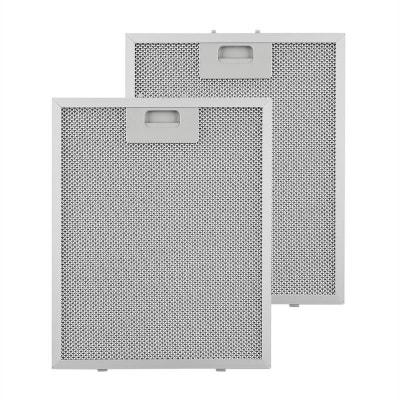 Klarstein filtre à graisse en aluminium 25,8 x 31,8 cm Filtre de rechange Klarstein filtre à graisse en aluminium 25,8 x 31,8 cm Filtre de rechange KLARSTEIN