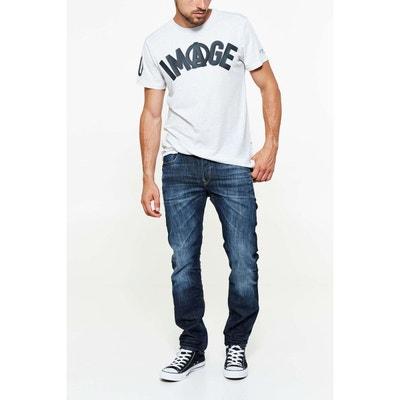 Jeans G Star Revend Regular Bleu Fonce Delave Homme Jeans G Star Revend  Regular Bleu Fonce 635d88a9343b
