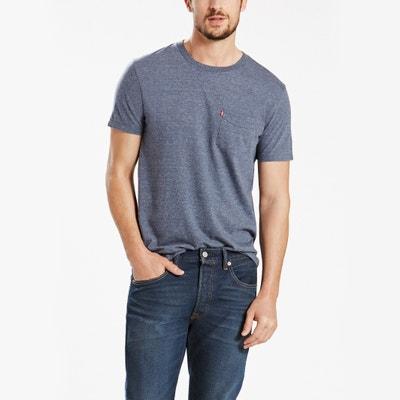 Camiseta con cuello redondo, de manga corta LEVI'S