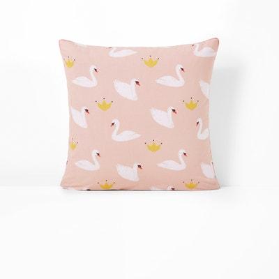 Blanche Printed Single Pillowcase Blanche Printed Single Pillowcase La Redoute Interieurs