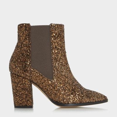 Bout Boots Femme Pointu SoldeLa Redoute En b7fgyY6