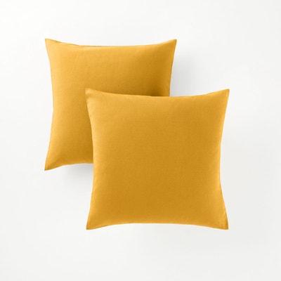 Coussin jaune | La Redoute
