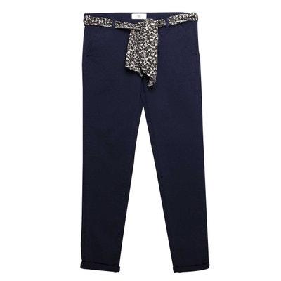 Pantalon droit LIDY LE TEMPS DES CERISES