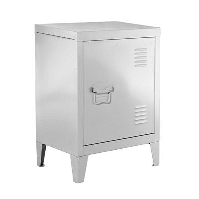 Petit Meuble De Rangement Blanc La Redoute - La redoute petit meuble de rangement