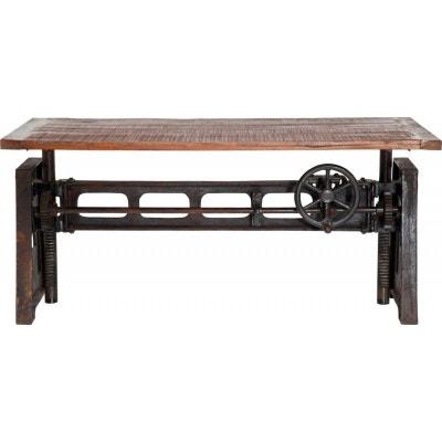 Table industrielle Steamboat 160x80cm Kare Design Table industrielle Steamboat 160x80cm Kare Design KARE DESIGN