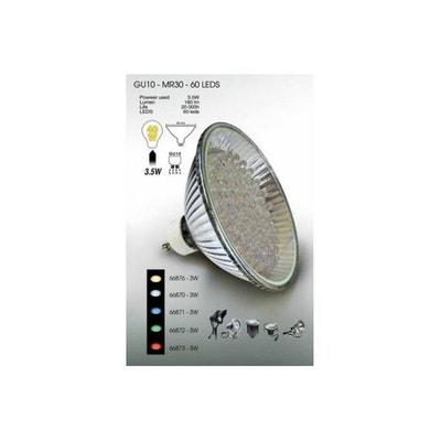66873 - Ampoule LED rouge MR30 3.5W GU10 pour luminaires Easy Connect - 230V 66873 - Ampoule LED rouge MR30 3.5W GU10 pour luminaires Easy Connect - 230V EASY CONNECT