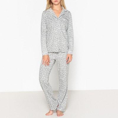 Pyjama chemise, imprimé fleuri Pyjama chemise, imprimé fleuri ANNE WEYBURN