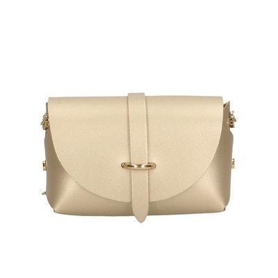 Pochette femme en cuir OH MY BAG