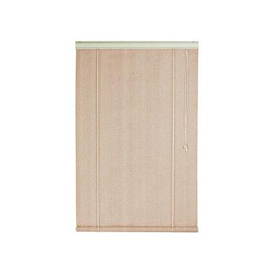 Store d'ombrage 120 x H 180 cm Sable - 165g/m² Store d'ombrage 120 x H 180 cm Sable - 165g/m² JARDIDECO