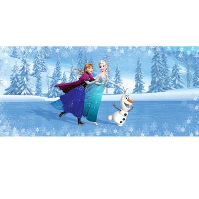Poster géant Patins La Reine des Neiges Disney Frozen 202X90 CM Poster géant Patins La Reine des Neiges Disney Frozen 202X90 CM WALLTASTIC