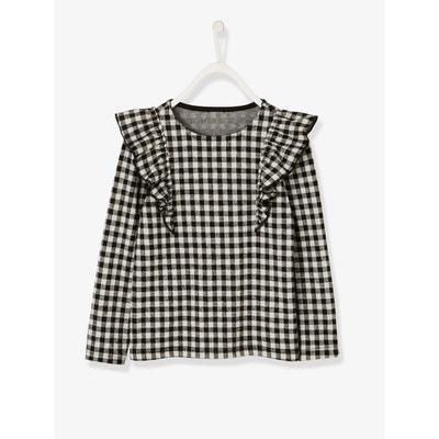 f4bd4c0150dfe Tee shirt manche longue fille - Vêtements enfant 3-16 ans en solde ...