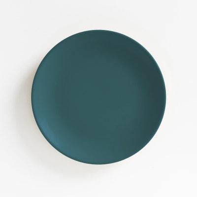 Confezione da 4 piatti da dessert in ceramica con finitura opaca, MELYA Confezione da 4 piatti da dessert in ceramica con finitura opaca, MELYA La Redoute Interieurs
