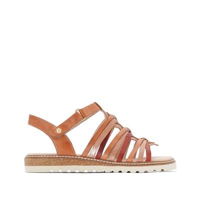 Alcudia W1L Leather Sandals PIKOLINOS