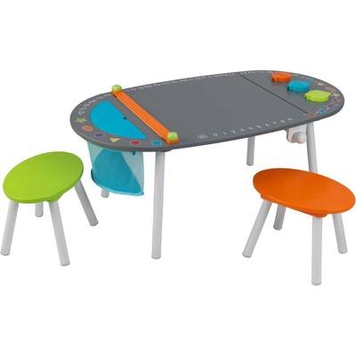 Table à Dessin avec Tabourets - KID26956 Table à Dessin avec Tabourets - KID26956 KIDKRAFT