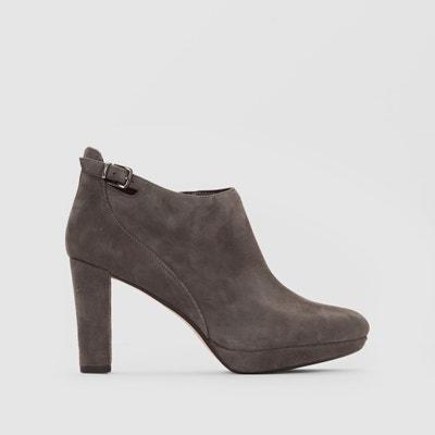 Boots cuir suédé Kendra Spice CLARKS