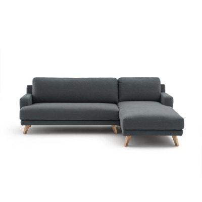 Canapé d'angle fixe Manwel lin design E. Gallina Canapé d'angle fixe Manwel lin design E. Gallina AM.PM
