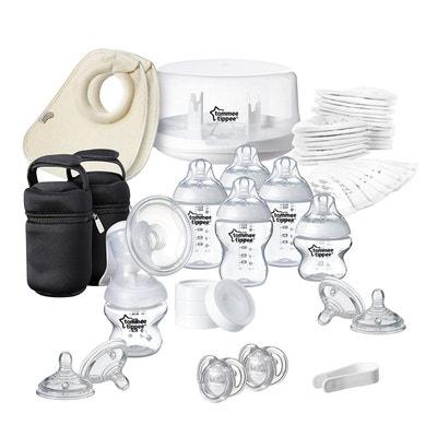 Kit tire-lait manuel et stérilisateur 423585 Kit tire-lait manuel et stérilisateur 423585 TOMMEE TIPPEE