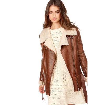 Manteau en mouton femme Manteau en mouton femme DKS f32fa8d6da87