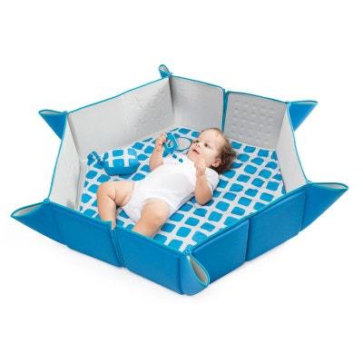 Matelas évolutif Pili Mat Blue Cubes Babytolove Matelas évolutif Pili Mat Blue Cubes Babytolove BABY TO LOVE
