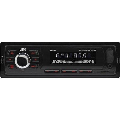 Autoradio MP3 LISTO ATR-501 Autoradio MP3 LISTO ATR-501 LISTO