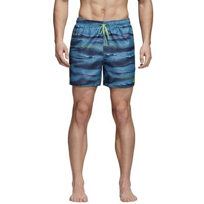 Printed Swim Shorts with Elasticated Waist ADIDAS PERFORMANCE