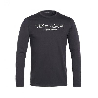 Tee-Shirt TICLASS 3 ML TEDDY SMITH