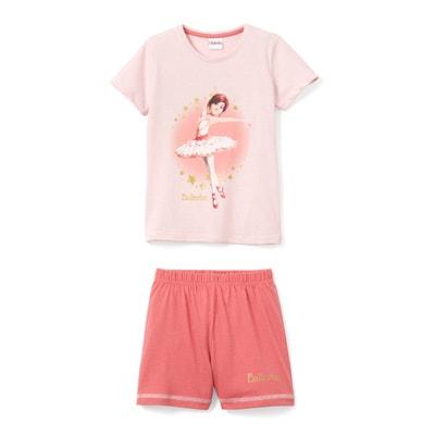 Pijama con short estampado, Ballerina Pijama con short estampado, Ballerina BALLERINA