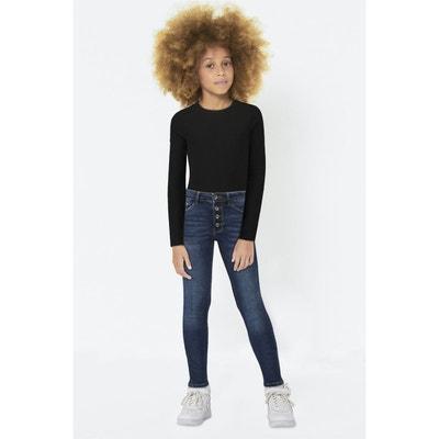 68ef52912ce42 Jean fille - Vêtements enfant 3-16 ans Coolcat en solde   La Redoute