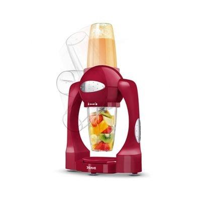 Smoothie Maker rouge - Blender spécial smoothies - Innovateur et fonctionnel ! NONAME