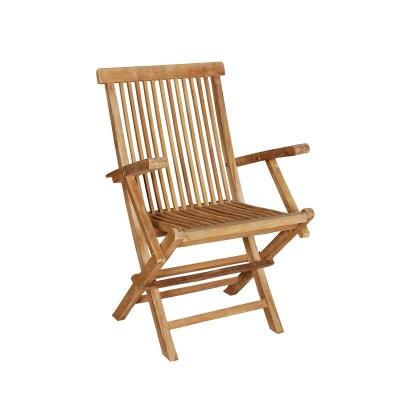 fauteuil de jardin en bois de teck pliant fauteuil de jardin en bois de teck pliant - Fauteuil Jardin Pliant