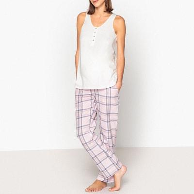Pyjama de grossesse et allaitement Pyjama de grossesse et allaitement LA REDOUTE MATERNITÉ