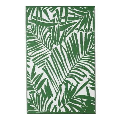 Alfombra outdoor de hojas de palmera CATALPA Alfombra outdoor de hojas de palmera CATALPA La Redoute Interieurs