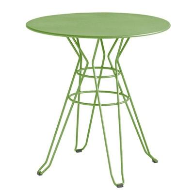 Table de jardin plastique vert   La Redoute Mobile
