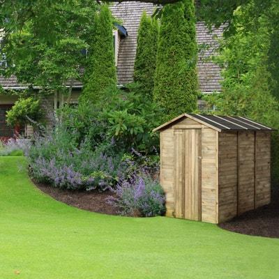 Abri de rangement en bois Anaïs 2.82 m² Abri de rangement en bois Anaïs 2.82 m² CEMONJARDIN