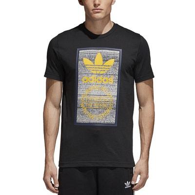 Short-Sleeved Crew Neck T-Shirt Adidas originals