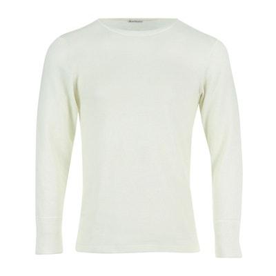 """T-shirt col rond manches longues """"Ligne chaude"""" T-shirt col rond manches longues """"Ligne chaude"""" EMINENCE"""