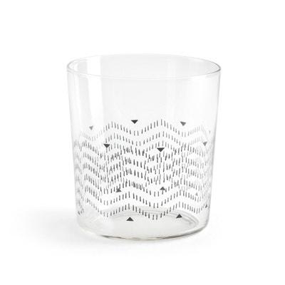 Caratteristiche dei 4 bicchieri, AFROA Caratteristiche dei 4 bicchieri, AFROA La Redoute Interieurs