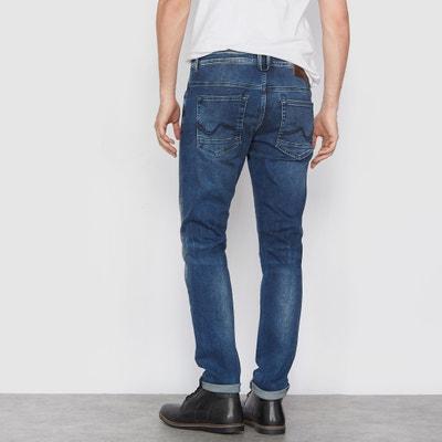 Jeans corte direito supreme stretch Seaham PETROL INDUSTRIES