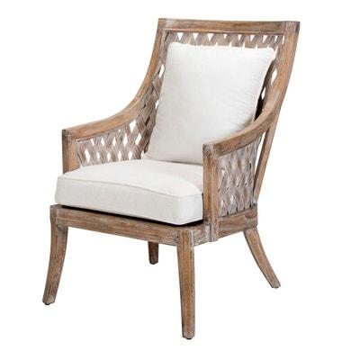 fauteuil begur en bambou et bois rotin design fauteuil begur en bambou et bois - Fauteuil Bambou