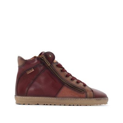 Wysokie buty sportowe skórzane Lagos 901 PIKOLINOS