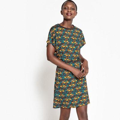 Sukienka z nadrukiem La Redoute Collections