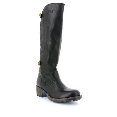 Leather Boots P-L-D-M-BY PALLADIUM