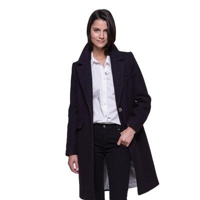 Manteau long  en laine Manteau long  en laine TRENCH AND COAT